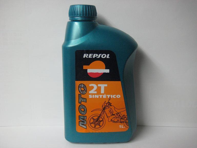 Aceite repsol 2t sintetico